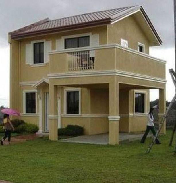 6 Ide Bentuk Rumah Minimalis Terbaru 2 Lantai Sederhana Sakti Desain