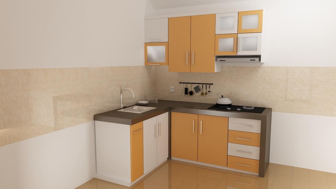 22 Dekorasi Dapur Sederhana Tanpa Kitchen Set Info Baru