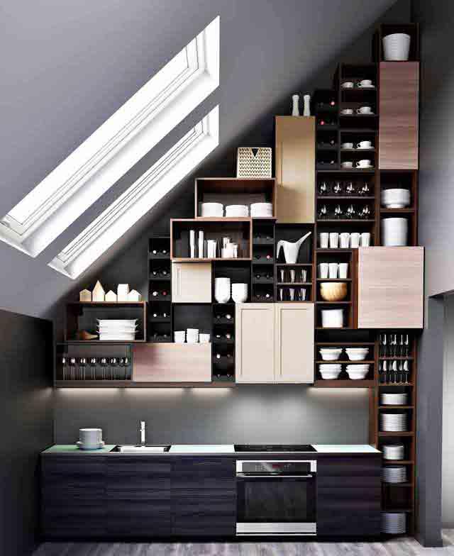 5 Desain Dapur Minimalis Dengan Pencahayaan Alami Sakti Desain
