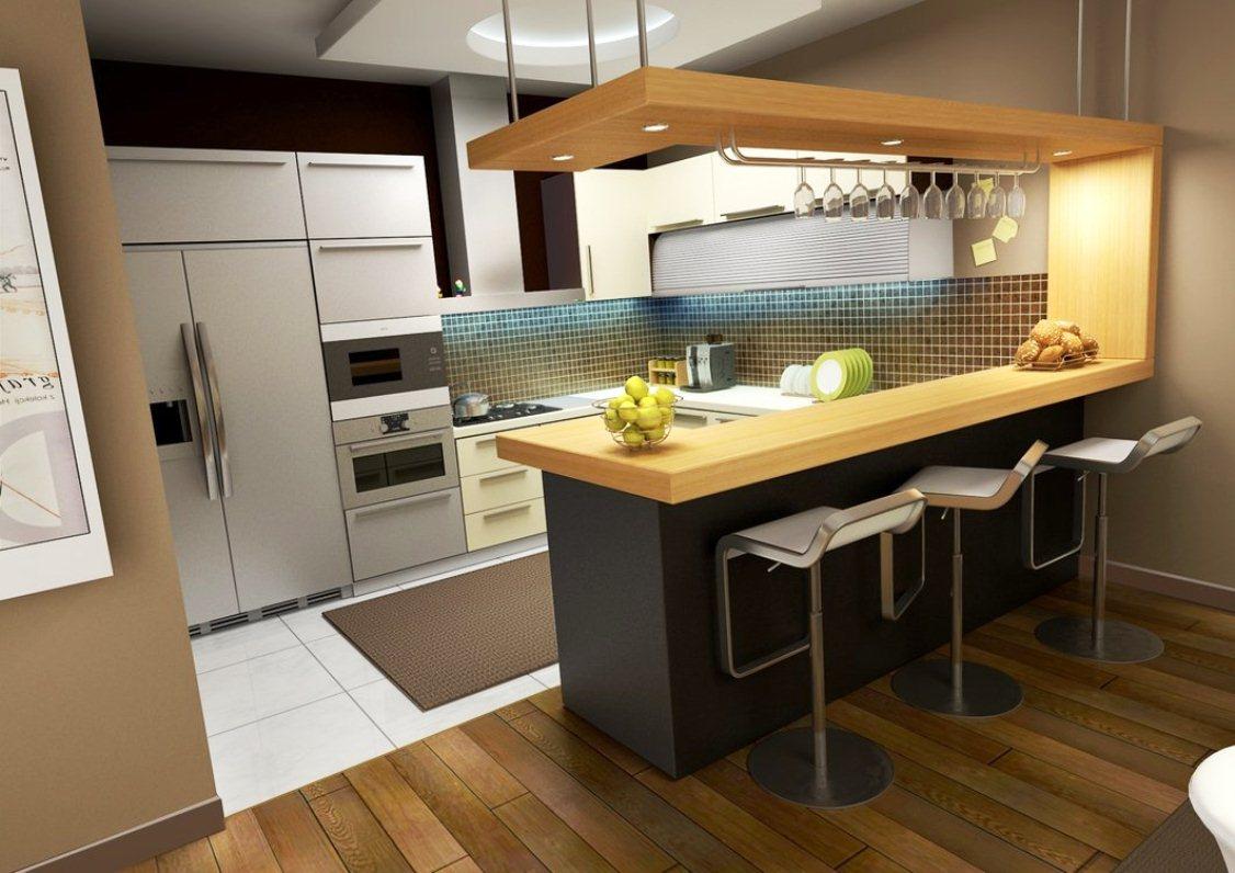Desain Interior Ruangan Dapur