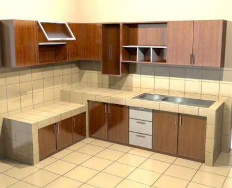 Kitchen Set Dapur Mungil Kitchen Appliances Tips And Review