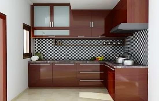 Dapur Minimalis Kecil Mungil Sakti Desain