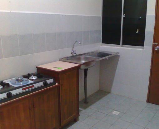 Dsain Dapur Kecil Tanpa Kitchen Set Sakti Desain