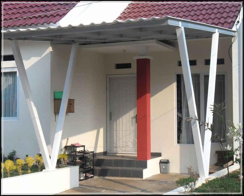 Model Kanopi Teras Rumah Minimalis 10 Sakti Desain