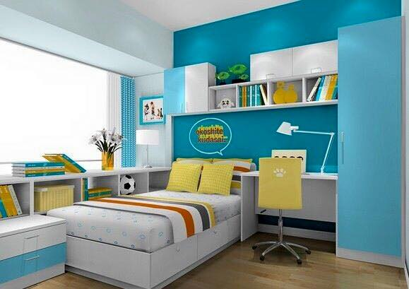 Bedroom Ideas For Small Rooms For Teenagers