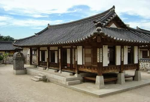 Bentuk-Desain-Rumah-ala-Korea-Sederhana - SAKTI DESAIN