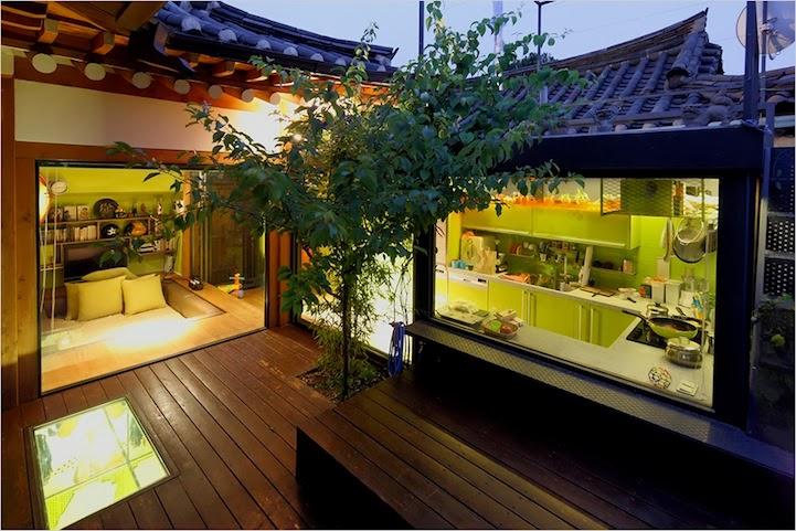 Desain Rumah Ala Korea Sakti Desain