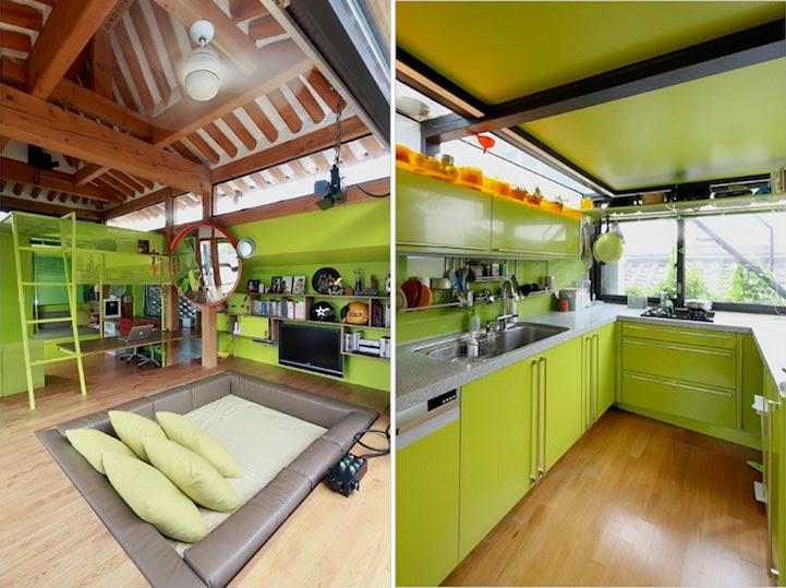 Desain Rumah Ala Korea Modern Sakti Desain