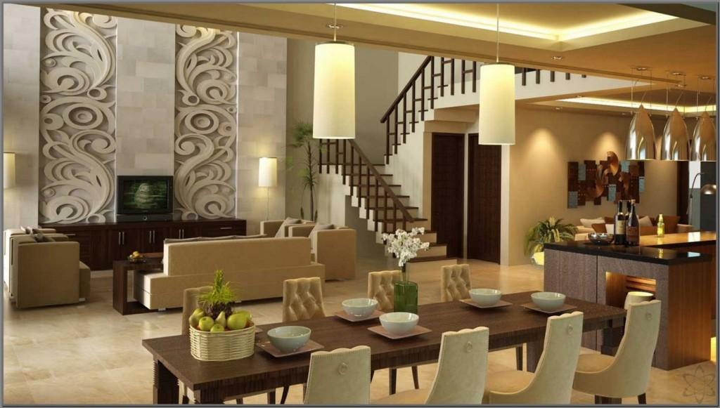 Desain Interior Rumah Mewah Dengan Sofa Minimalis & Desain Rumah Sederhana Tapi Mewah - SAKTI DESAIN