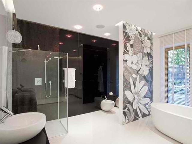 Berikut beberapa tips desain interior utk kamar mandi Anda agar dapat menjadi kamar mandi yg minimalis. & Desain Interior kamar mandi - SAKTI DESAIN