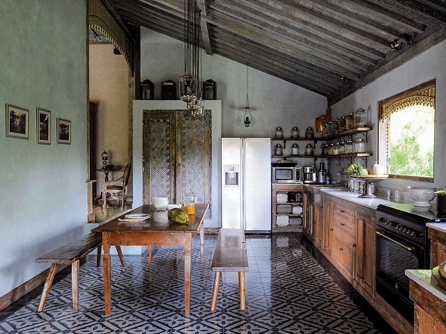Desain Dapur Tradisional Modern Sakti Desain