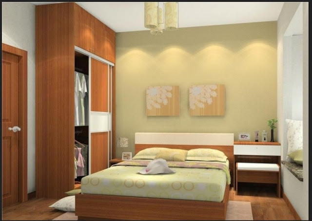 5 Cara Desain Kamar Tidur Minimalis Ukuran 3x4 Sakti Desain