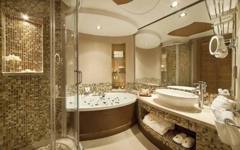 860 Koleksi Ide Desain Rumah Modern Kamar Mandi Gratis Terbaru Download Gratis