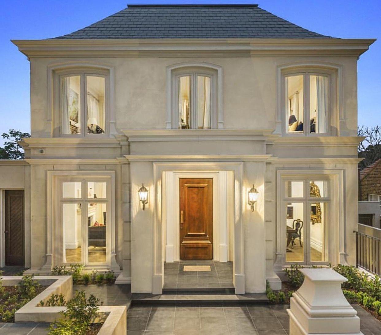 Neo Klasik: Beberapa Inspirasi Fasad-Fasad Bangunan